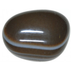 Agate brune