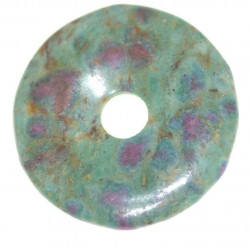 Rubis Lépidolite