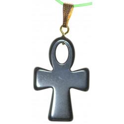 Croix égyptienne d'Hématite
