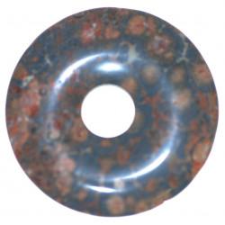 Jaspe Léopard donut